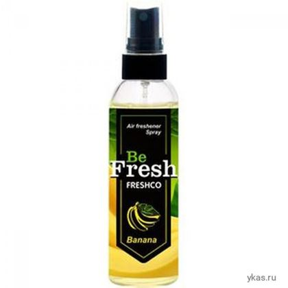 "Изображение Осв.воздуха спрей ""Freshco Be Fresh"" Banana"